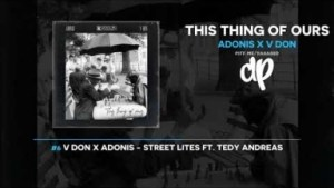 This Thing Of Ours BY Adonis x V Don